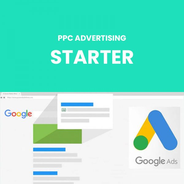 ppc advertising starter package