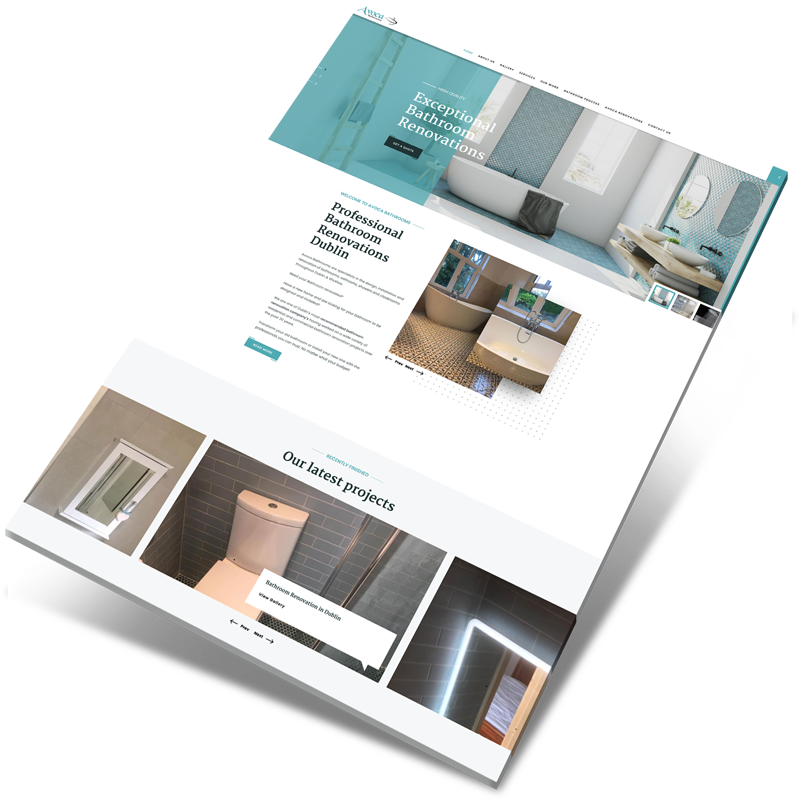 bathrooms-website-design