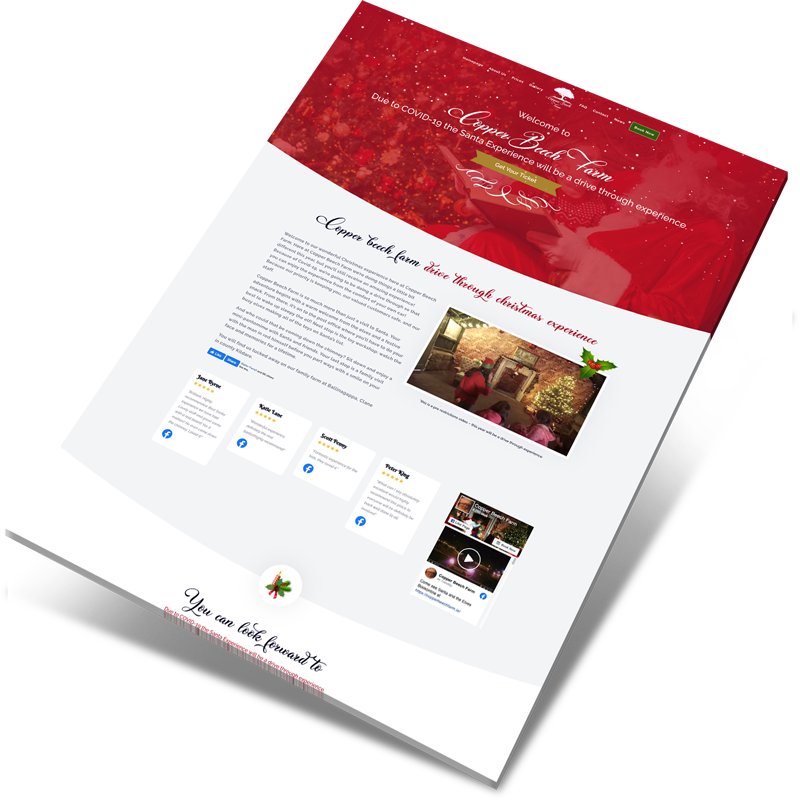 christmas-experience-website-design